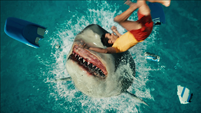 Sharks & Sparks: Film Reviews of 3D Bait and Ruby Sparks