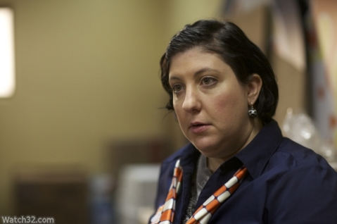 Ashlie Atkinson as Marti