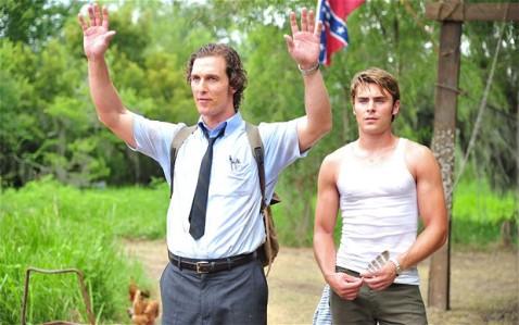 Matthew McConaughey & Zac Efron